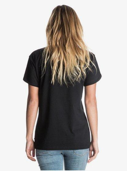 Roxy Band Collab Pink Floyd Camiseta Erjzt03740 Roxy