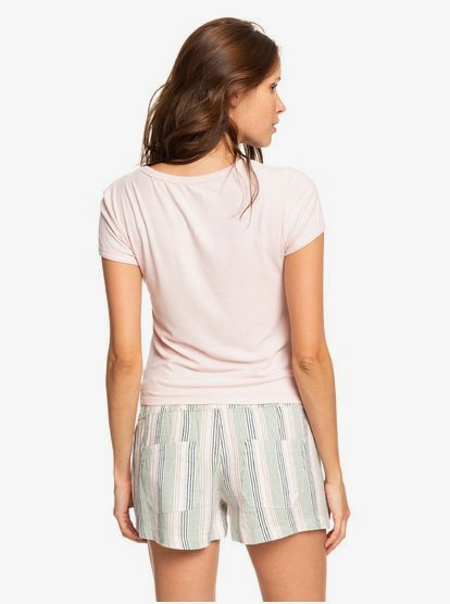 Roxy Girls Perfect Person Short Sleeve Top