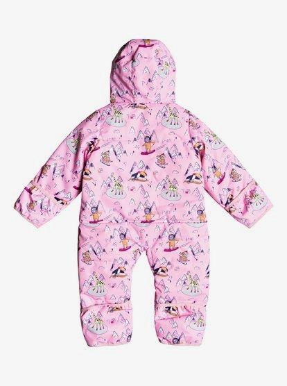 Roxy Rose-Traje de Nieve para Baby Ni/ñas