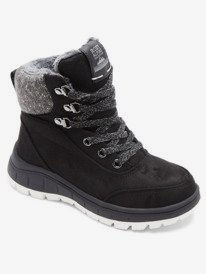 Karmel - Lace-Up Boots for Girls  ARGB100001
