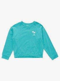 Surfing By Moonlight - Sweatshirt for Girls  ARGFT03098
