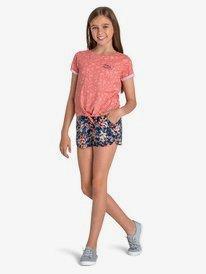 Sunny Sunny - Beach Shorts for Girls 8-16  ARGNS03021