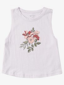Garden Of Beauty - Sleeveless T-Shirt for Girls 4-16  ARGZT03417