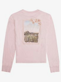 Mountain Collage - Long Sleeve T-Shirt for Girls 8-16  ARGZT03510