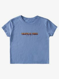 Tropical Vibes - Boyfriend T-Shirt for Girls  ARGZT03686