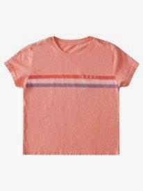 Sunset Stripe - Boyfriend T-Shirt for Girls  ARGZT03688