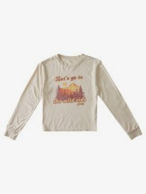 Perfect Hike - Long Sleeve T-Shirt for Girls  ARGZT03694