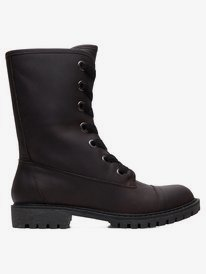 Vance - Lace-Up Leather Boots for Women  ARJB700625