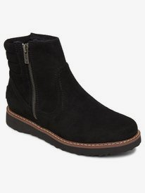 Jovie Fur - Faux Leather Boots for Women  ARJB700674