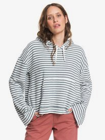 Get Casual - Oversized Cropped Hoodie for Women  ARJFT03612