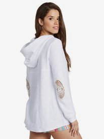 Pearling - Oversized Poncho Hoodie for Women  ARJFT03729