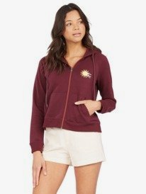 Easy Evening - Zip-Up Hoodie for Women  ARJFT03879