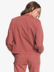 Wilmans Work - Cropped Shirt Jacket for Women  ARJJK03034