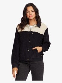 Walking In The Wilderness - Corduroy Jacket for Women  ARJJK03051