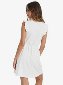 Morning Breeze - Sleeveless V-Neck Dress for Women  ARJKD03174