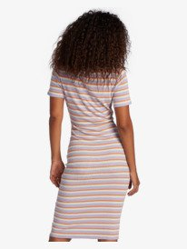 Bring It On - Buttoned Dress for Women  ARJKD03195
