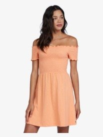 Hanging - Off-The-Shoulder Dress for Women  ARJKD03207