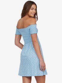 Us Together - Off-The-Shoulder Dress for Women  ARJKD03223