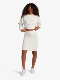 Road Trip - High Waist Skirt for Women  ARJKK03019