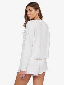 Cozy Day - Long Sleeve Rib Knit Top for Women  ARJKT03330