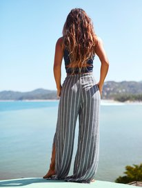 Keep Your Dreams - Wide Leg Trousers for Women  ARJNP03202