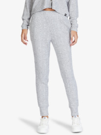Lazy Day - Cosy Rib Trousers for Women  ARJNP03223