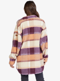 Over And Out - Shirt Jacket for Women  ARJPF03008