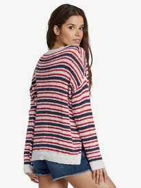 SANDY BAY BEACH STRIPE 2  ARJSW03245