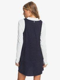 Swing And Strut - V-Neck Dress for Women  ARJWD03262