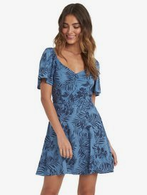 Shoulder Shimmy - Short Sleeve Dress for Women  ARJWD03286