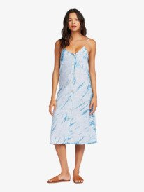 Wild Ties - Midi Slip Dress for Women  ARJWD03342