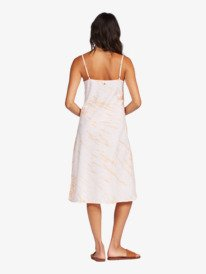 Wild Ties - Midi Slip Dress for Women  ARJWD03342