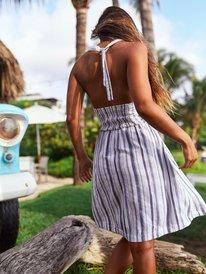 From The Side - Linen Dress for Women  ARJWD03347