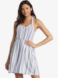 From The Side - Linen Dress for Women  ARJWD03347