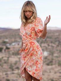 Champagne Beach - Wrap Dress for Women  ARJWD03421