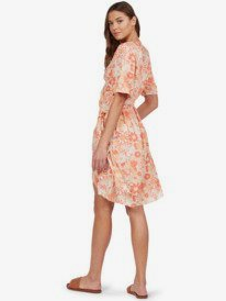 Champagne Beach - Wrap Dress for Women  ARJWD03421