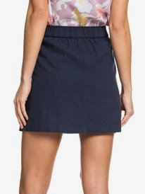 Oceanside - Linen Skirt for Women  ARJWK03032