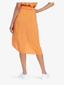 Destiny Waits - Midi Wrap Skirt for Women  ARJWK03048