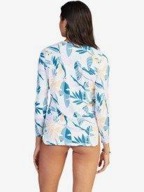 Sea Skippin Long Sleeve Rash Vest for Women  ARJWR03150