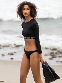 Roxy Fitness - Long Sleeve UPF 50 Rash Vest for Women  ARJWR03162