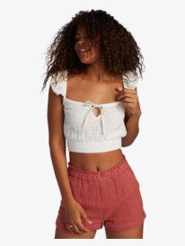 High Surprise - Strappy Crop Top for Women  ARJWT03227