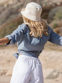 Paradisiac Cascade - Long Sleeve Shirt for Women  ARJWT03267