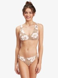 Sweet Mahalo - Elongated Tri Bikini Top for Women  ARJX303522