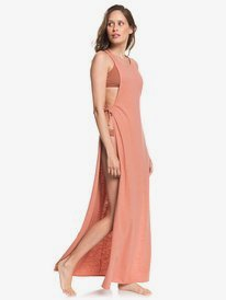 Beach Tide - Sleeveless Maxi Beach Cover-Up for Women  ARJX603117