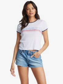 Americana Stars And Stripes - Short Sleeve Top for Women  ARJZT05975