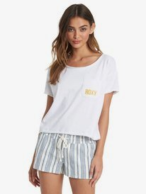 Retro Blason - Drop Shoulder T-Shirt for Women  ARJZT06051