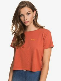Retro Ocean - Cropped T-Shirt for Women  ARJZT06067