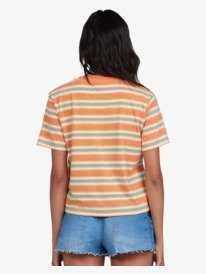 Yarn Dye Spt - Pocket T-Shirt for Women  ARJZT06560