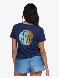 Kinda Salty - T-Shirt for Women  ARJZT06676