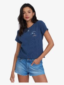 Surfer Form - Oversized T-Shirt for Women  ARJZT06686